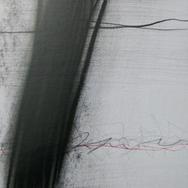 Mariana Alves, série Evan Parker, Drawn Inward
